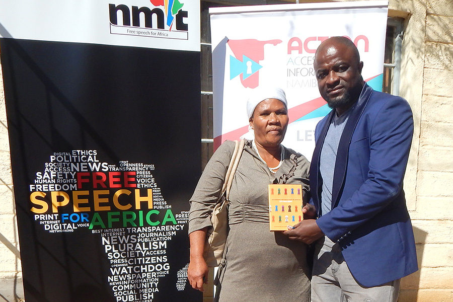 ATI Information Workshop in Windhoek. 27 May 2018