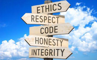 (Online) ethics – a key question of our era