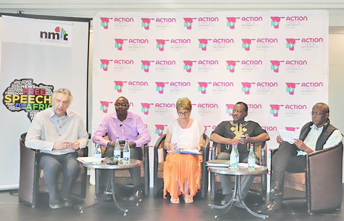 Action Namibia hosts ATI and Elections panel