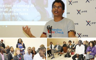New hope to curb disinformation with Namibia Fact Checking website